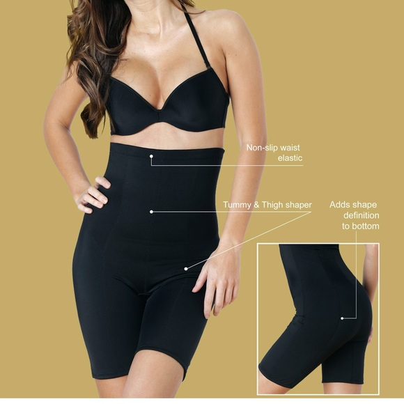 aa1e896bb8 Dr Rey Shapewear - High Waist Step In 1X